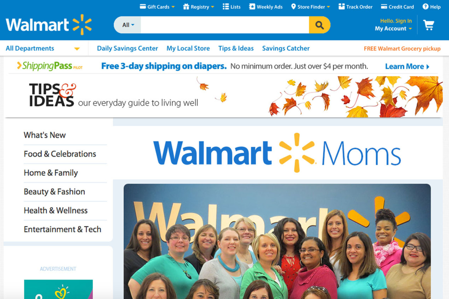 How Walmart Made 11 Moms Become Its Brand Ambassadors | Potion