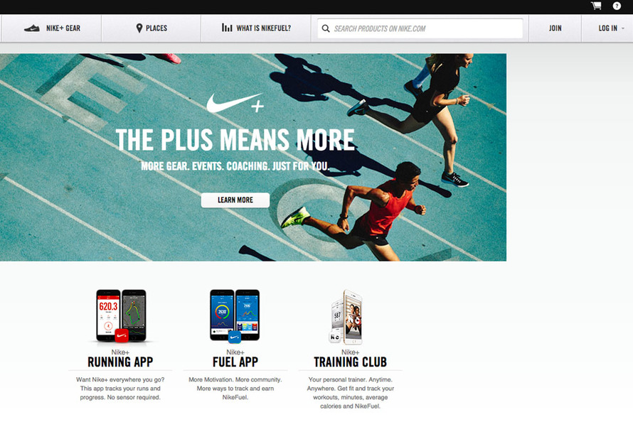 How Nike Just Do It With its Nike+