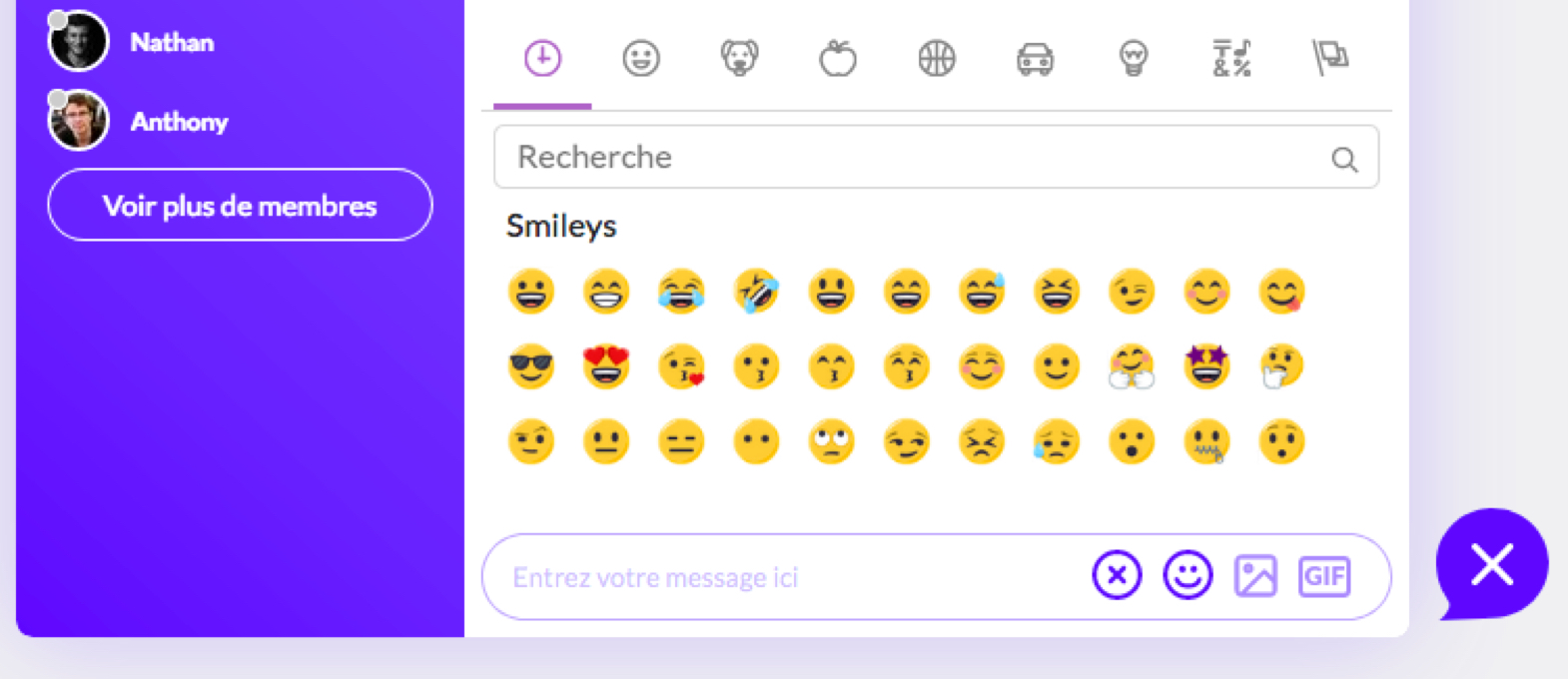 emojis du chat Potion